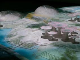 Marina bay park model