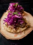 purple taco
