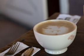 Coffee pig