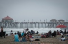 US Open Huntington beach pier