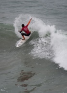 US Open riding the wave